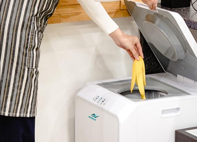 生ごみ処理機ナクスルの値段