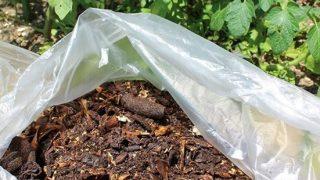 肥料が作れる生ごみ処理機